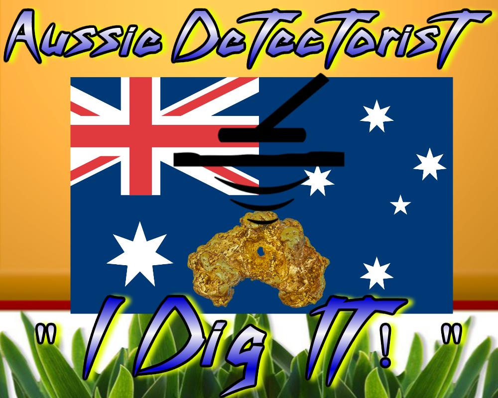 Aussie Detectorist with Clegy